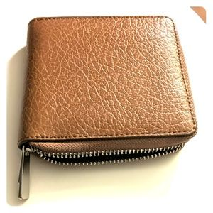 Massimo Dutti Leather wallet